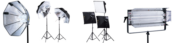 Studio Continuous Lighting