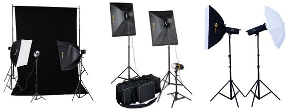 Studio Flash Kits